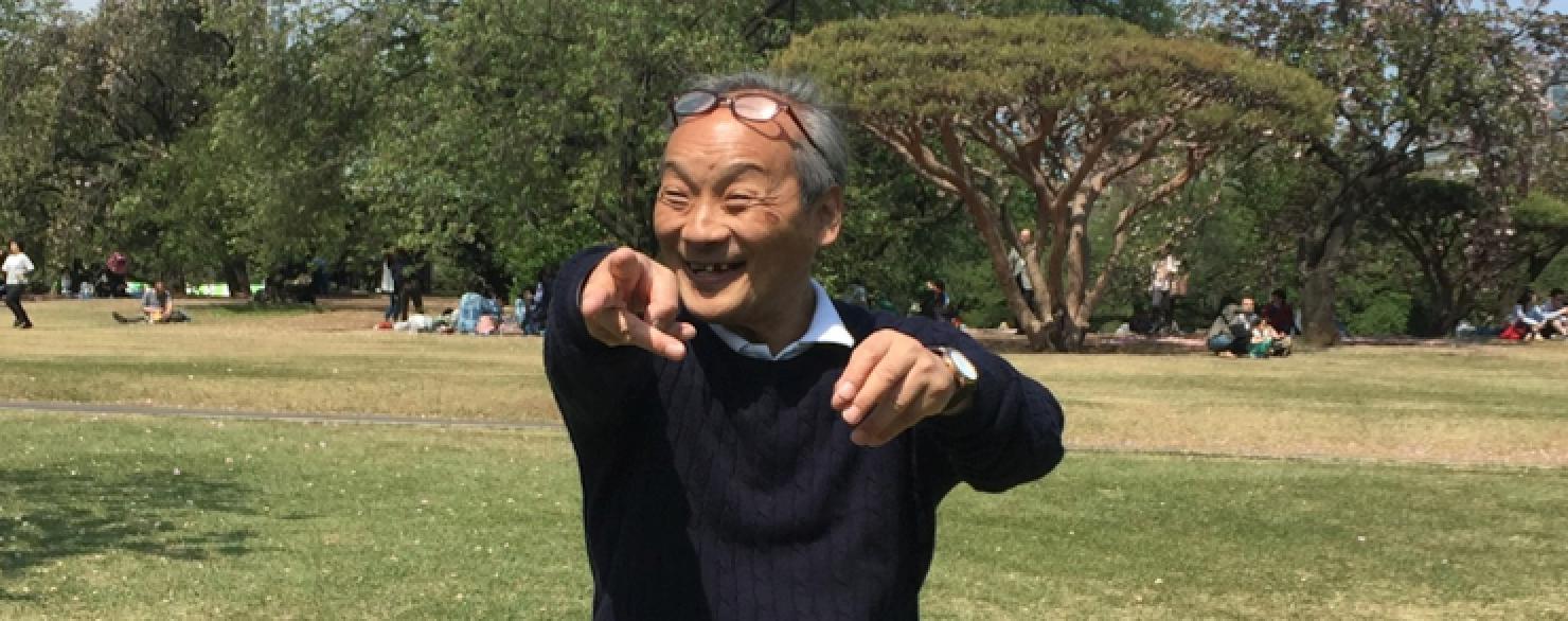 福田ゴンベイマインドフルネス気功整体