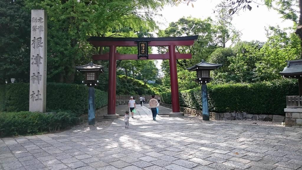 根津神社1