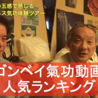 ゴンベイ氣功動画人気ランキング