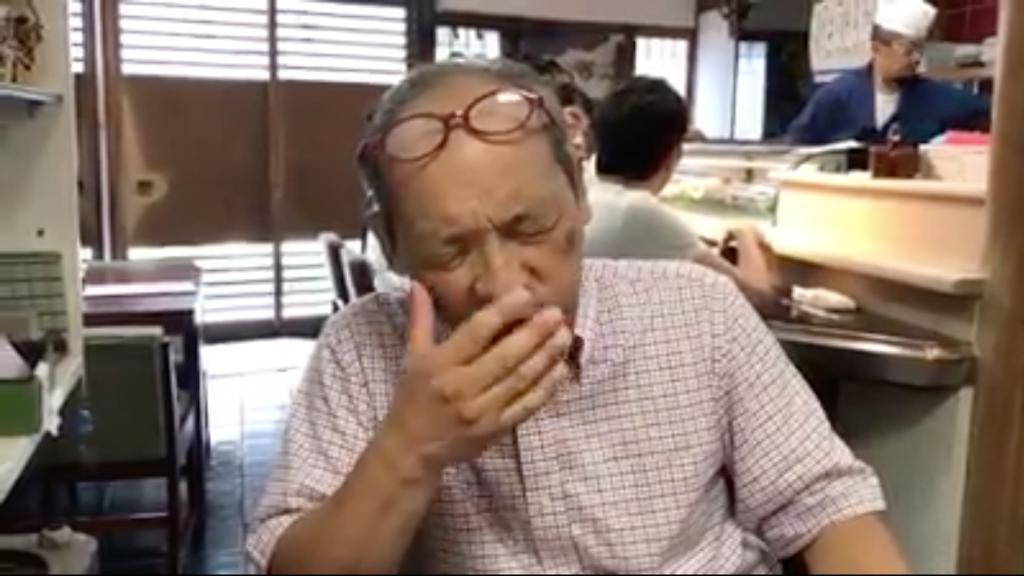 福田ゴンベイ氣功整体マインドフルネス穴子寿司乃池